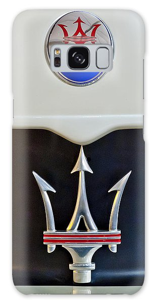 2005 Maserati Mc12 Hood Emblem Galaxy Case