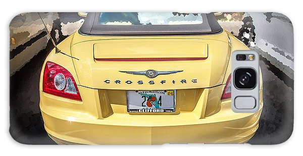 2008 Chrysler Crossfire Convertible  Galaxy Case