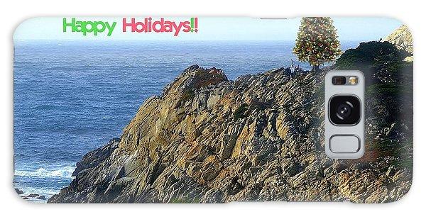 Coastal Holiday Galaxy Case