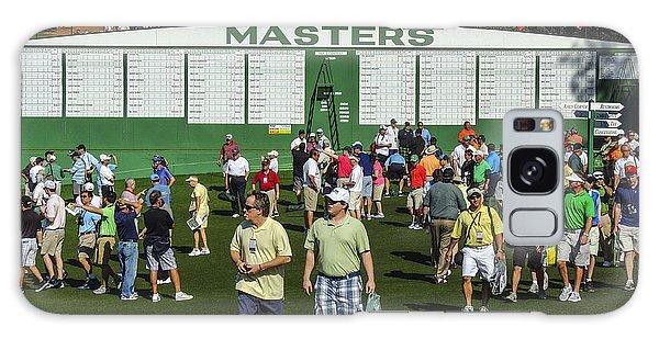 2013 Masters Main Scoreboard Galaxy Case