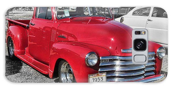 '53 Chevy Truck Galaxy Case