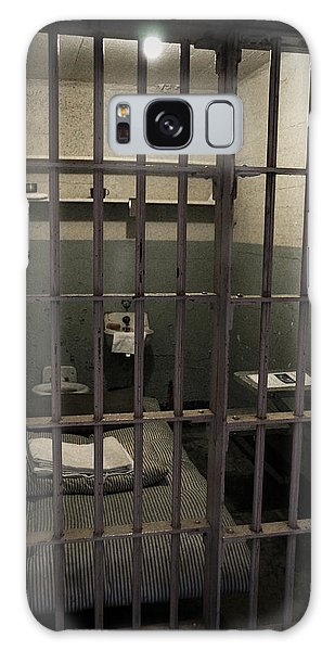 A Cell In Alcatraz Prison Galaxy Case