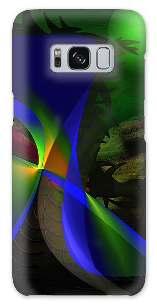Galaxy Case featuring the painting A Dream by Gerlinde Keating - Galleria GK Keating Associates Inc