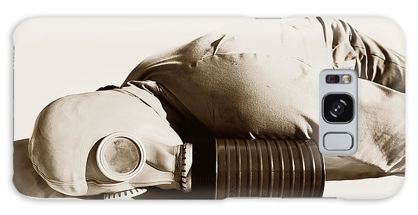 Breathe Galaxy Case - A Vintage Death by Jorgo Photography - Wall Art Gallery