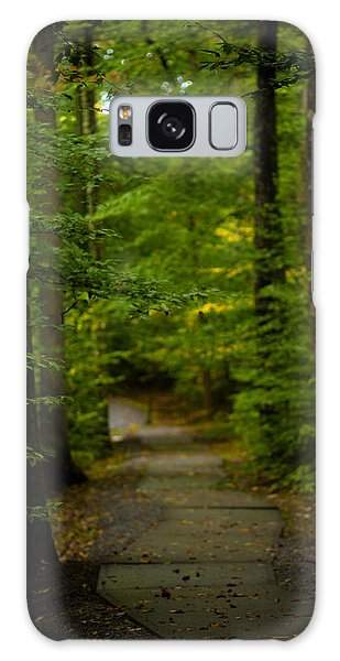 A Walk In The Woods Galaxy Case