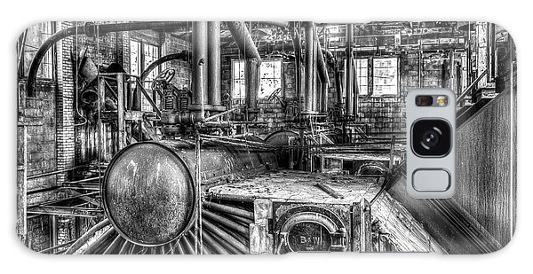 Abandoned Steam Plant Galaxy Case