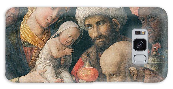 Turban Galaxy Case - Adoration Of The Magi by Andrea Mantegna