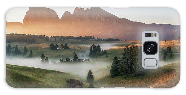 Shed Galaxy Case - Alpe Di Siusi by Ales Krivec