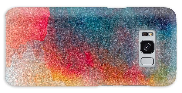 Amorphous 10 Galaxy Case by The Art of Marsha Charlebois