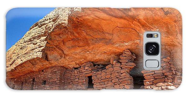 Anasazi Citadel Ruin - Cedar Mesa Galaxy Case