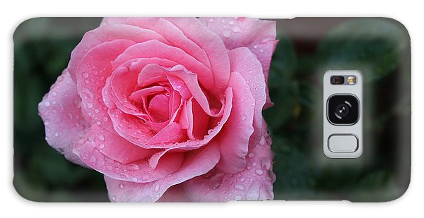 Angel Face Rose Galaxy Case