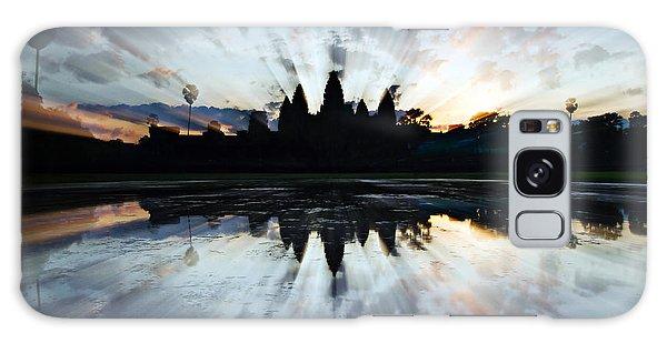 Angkor Wat Galaxy Case by Brad Grove