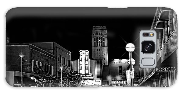 Ann Arbor Nights Galaxy Case by Pat Cook