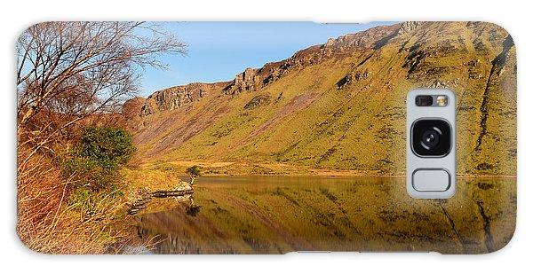 Annascaul Lake Galaxy Case by Barbara Walsh