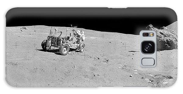 1972 Galaxy Case - Apollo 16 Lunar Rover by Nasa/detlev Van Ravenswaay