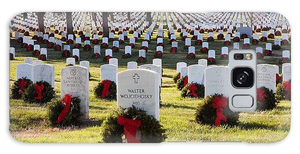 Arlington Cemetery Wreaths Galaxy Case