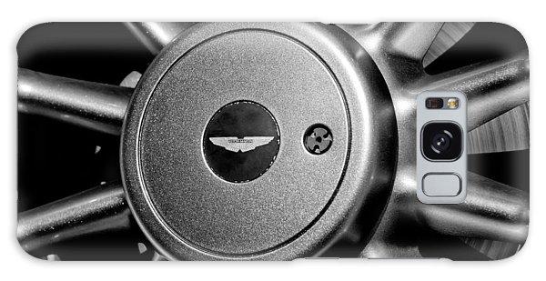 Martin Galaxy Case - Aston Martin Db7 Wheel Emblem by Jill Reger
