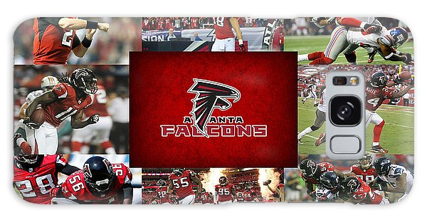 Atlanta Falcons Galaxy Case