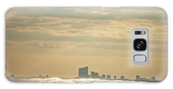 Atlantic City Skyline Galaxy Case