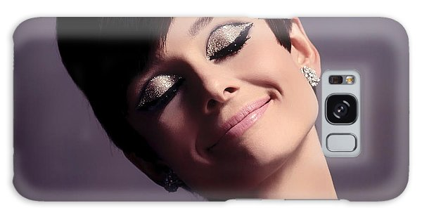 Movie Galaxy Case - Audrey Hepburn by Mountain Dreams