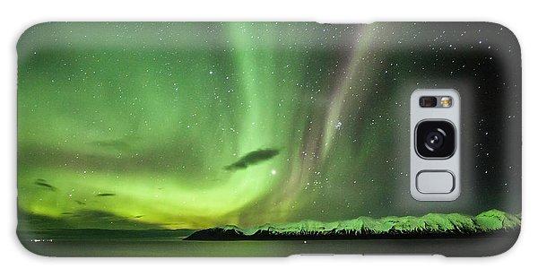 Aurora Borealis Galaxy Case by Frodi Brinks
