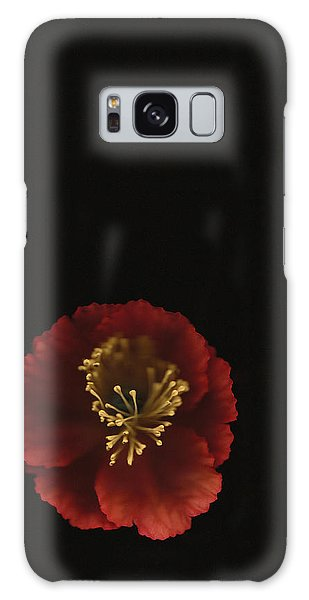 Autographic Poppy - Color Galaxy Case