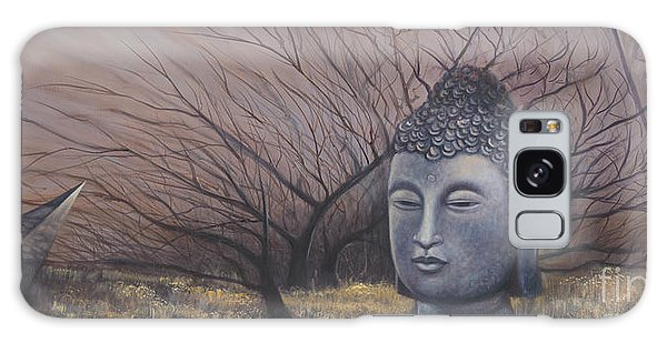 Autumn Buddha Galaxy Case