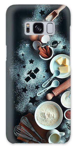 Restaurants Galaxy Case - Baking For Stargazers by Dina Belenko