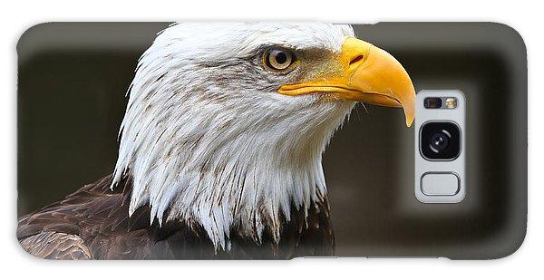 Majestic Bald Eagle  Galaxy Case by John Roberts