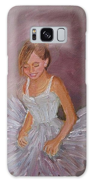 Ballerina 2 Galaxy Case