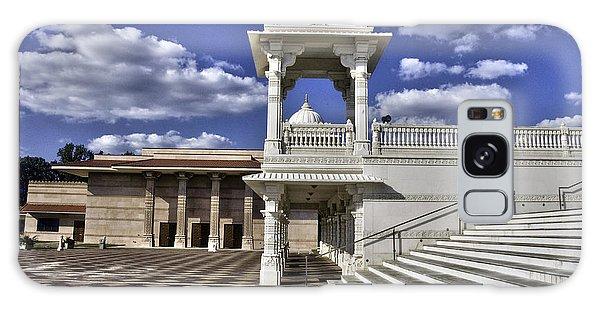 Baps Shri Swaminarayan Mandir Galaxy Case by Allen Carroll