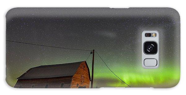 Barn Aurora Galaxy Case