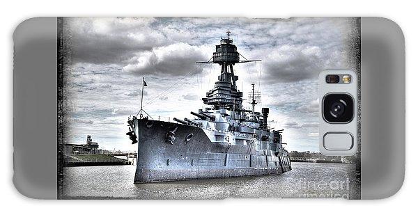 Battleship Texas Galaxy Case