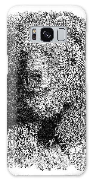 Bear 1 Galaxy Case