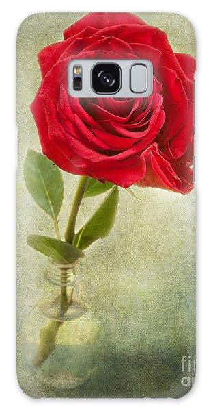 Beautiful Rose Galaxy Case