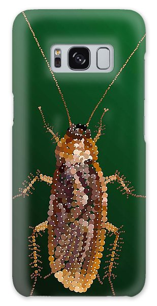 Bedazzled Roach Galaxy Case
