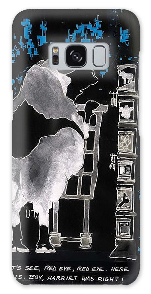 Marketing 2 Galaxy Case by Larry Campbell
