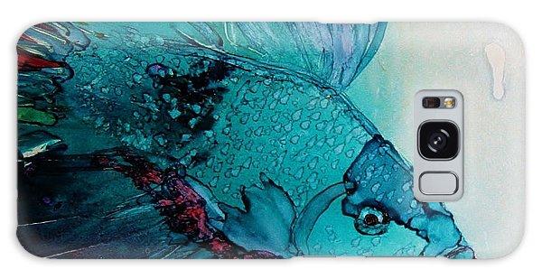 Betta Dragon Fish Galaxy Case
