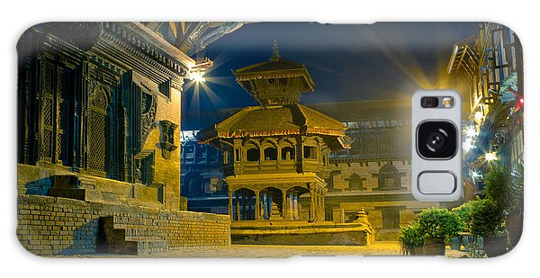 Bhaktapur City Of Devotees Artmif.lv Galaxy Case