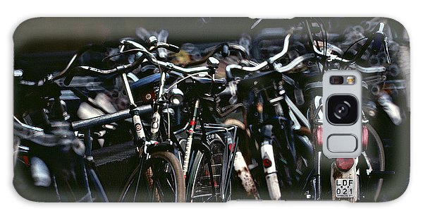 Bicycle Parking Galaxy Case