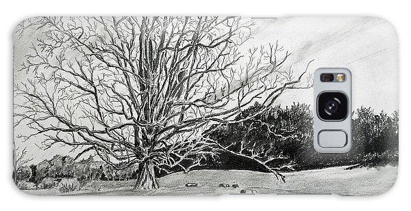 Big Tree Galaxy Case by Christine Lathrop