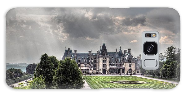 Biltmore Estate Galaxy Case by Savannah Gibbs