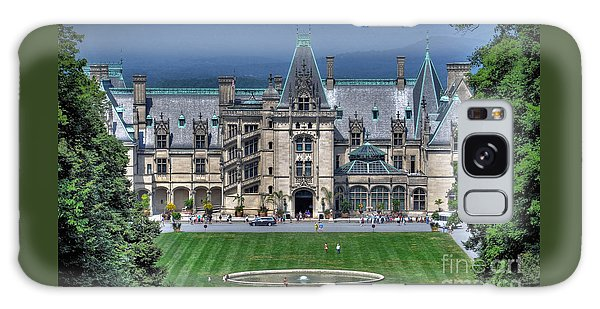 Biltmore House Galaxy Case