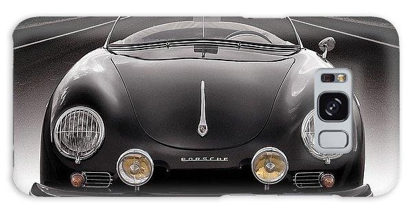 Classic Galaxy Case - Black Porsche Speedster by Douglas Pittman