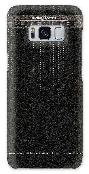 Pigeon Galaxy S8 Case - Blade Runner by Inspirowl Design