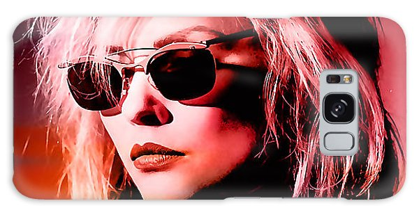 Blondie Debbie Harry Galaxy Case