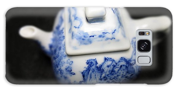 Blue And White Porcelain Galaxy Case