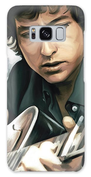 Bob Dylan Artwork Galaxy Case