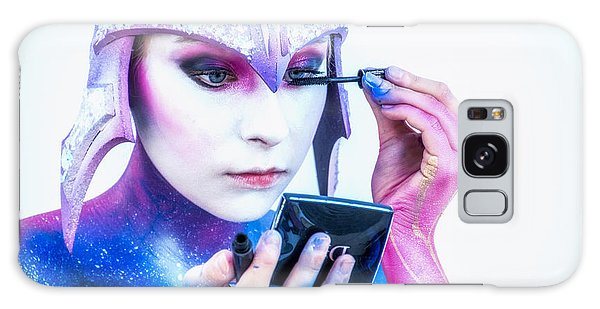 Bodypainting Galaxy Case