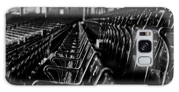 Bostons Fenway Park Baseball Vintage Seats Galaxy Case